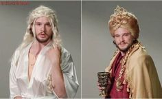 Game of Thrones: When Kit Harington auditioned for Cersei Lannister and Danaerys Targaryen's role. Watch video