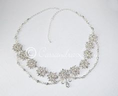Wedding Head Chain Jewelry with Pearls