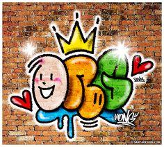 이번엔 #ONG #Graffiti #옹성우 #그래피티 ㅠㅠ / 색칠을 어떻게 해볼까 하다가... 1998년, 포토샵 공부하면서 그래피티 흉내 낼 때처럼 작업해 봄. (feat. 와콤) #어느덧20년 #제자리걸음 #플래시작업할때가좋았다
