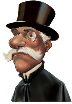 Monsieur Directeur - Pélotone1903 characters