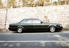 """""""An another pic from my old days!   This was my 2nd car. Actually, I wanted to be a lowrider...""""    January 9, 2012"""