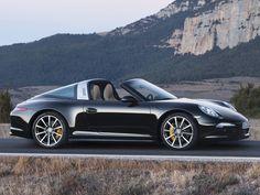 Porsche Targa 4S - Daily driver