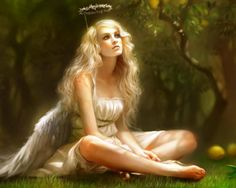 """""""Angels are the guardians of hope and wonder, the keepers of magic and dreams."""""""