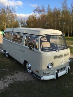 VW westy nice and low