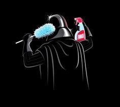 Date night for Darth Vader. star wars