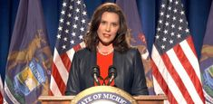 Arrests made in plot uncovered to kidnap and murder Michigan Governor Gretchen Whitmer Emergency Power, Democratic National Convention, State Of Michigan, State Police, Shark Week, Right Wing, Supreme Court, Detroit, It's Funny