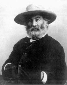 Walt Whitman: 10 quotes