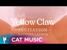 Fluffy yade lauren pinterest instagram cele mai bune videoclipuri 2017 cat music yellow claw feat yade lauren invitation stopboris Image collections