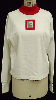 Jean Paul Gaultier   T-shirt   French   The Met