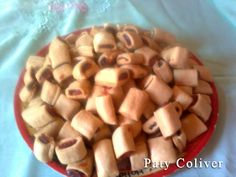 Receita Biscoito Goiabinha - Culinária-Receitas - Mauro Rebelo