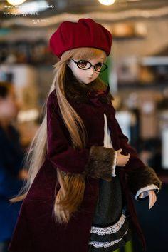 Smart Doll Mirai Suenaga by leeleelkslks