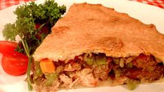 Maltese meat pie recipe