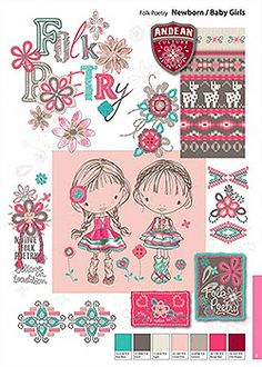 Trendsetter - Kids Graphic Coll Vol. 2 ( +DVD) Graphic Design
