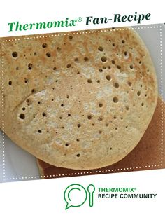 Recipe Buckwheat, Banana and Cinnamon Pikelets by Jo Stewart, learn to make this recipe easily in your kitchen machine and discover other Thermomix recipes in Baking - sweet. 5 Recipe, Non Stick Pan, Recipe Community, Food N, Buckwheat, Sweet Recipes, Cinnamon, Clean Eating, Vegetarian