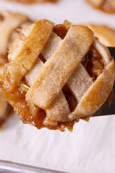 Cuter than traditional apple pie and cookies.