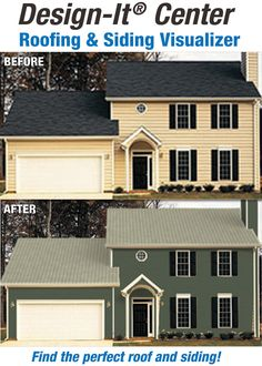 siding colors i like the slate or regatta colors for on house paint colors exterior simulator id=19711