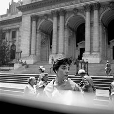 New York, Vivian Maier