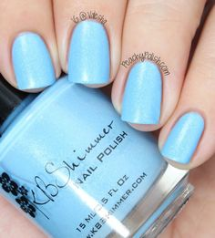 KBShimmer: I'd Rather be With Blue