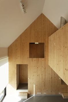 More house in a house type thing - G House by Lode Architects