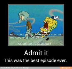 After watching this episode,I went around singing it all day............and finally got in trouble.