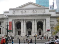 The Stephen A. Schwarzman Building is the flagship building in the New York Public Library system but it is so amazing and looks like a museum more than a library.   http://ourtravelingblog.com/2015/11/18/stephen-a-schwarzman-new-york-public-library/