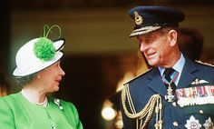 Queen Elizabeth and husband Prince Philip's royal romance in photos