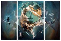 Crystal Head Vodka, Toms, In Dubai, Blockchain, Spaceship, Sci Fi, Museum, Art, Universe Art