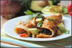 veggieenchiladas1 | Flickr - Photo Sharing!