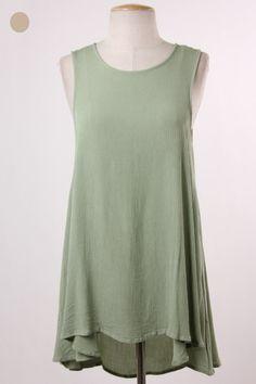 Audrey Style Tank Dress