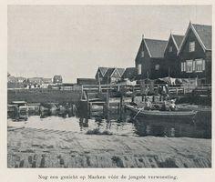 Marken,voor storm 1916