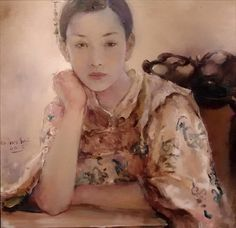 , Reflection Hu Jun Di