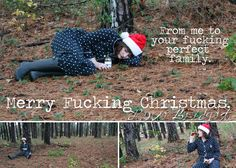 My Sister-In-Law's Lonely Christmas Cards