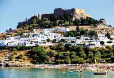 Holidays in #Lindos #Rhodes