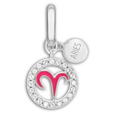 Aries Charm - Charms - Swarovski Website