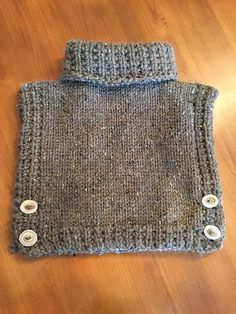 Knitted this for my grand daug