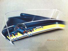 Prototype, maquette et exercice de style - concept car & style