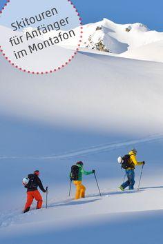 Lukas Kühlechner ist Ski- und Bergführer im Montafon. Er führt Anfänger und Fortgeschrittene sowohl im Sommer als auch im Winter durch die Berge. #ski #skitour #winter #visitvorarlberg #myvorarlberg Snowboard, Mount Everest, Mountains, Nature, Travel, Ski Trips, Winter Vacations, Hiking Trails, Skiing
