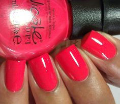 Next naiol color Clemo Strike A Pose Nichole by OPI