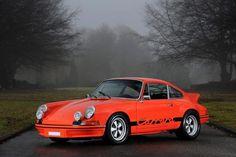 Porsche 911 Carrera RS 1973