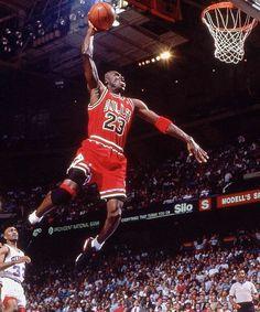 Michael Jordan dunk !
