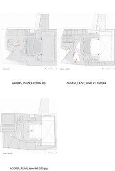 Theatre Agora,plan 01