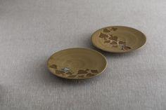 小皿/ アリス、ハートの女王とハートの王 各1,700円