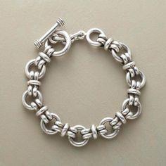 Super Link Bracelet                                                Robert Redford's Sundance Catalog