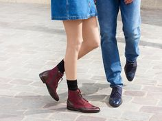 LACE-UP BOOT Shops, Fall Winter 2015, Lace Up Boots, Flats, Fashion Styles, Branding, Lace Up Ankle Boots, Loafers & Slip Ons, Tents