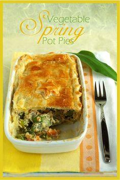 Veggie Pot-Pie
