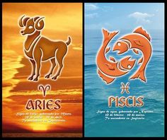 Aries Woman And Pisces Man;- In Aries Woman And Pisces Man relationship; when fiery Aries woman meets her watery Pisces partner, romance will be in the air and high in both partner's.