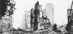 On April 26, 1937, during the Spanish Civil War, German-made planes destroyed the Basque town of Guernica, Spain.