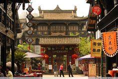 Wenshufang Street #China #Travel