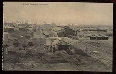 EL CONFLICTO IGLESIA-SECULARIZACIÓN Y OTRAS CUESTIONES HISTÓRICAS: Los comienzos del ferrocarril en Cádiz