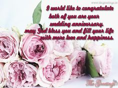 The Greetings - Greet Your Loved One, Lover in Morning Marriage Anniversary Quotes, Wedding Anniversary, Wedding Day, Blessed, Rose, Happy, Flowers, Marriage Anniversary, Pi Day Wedding
